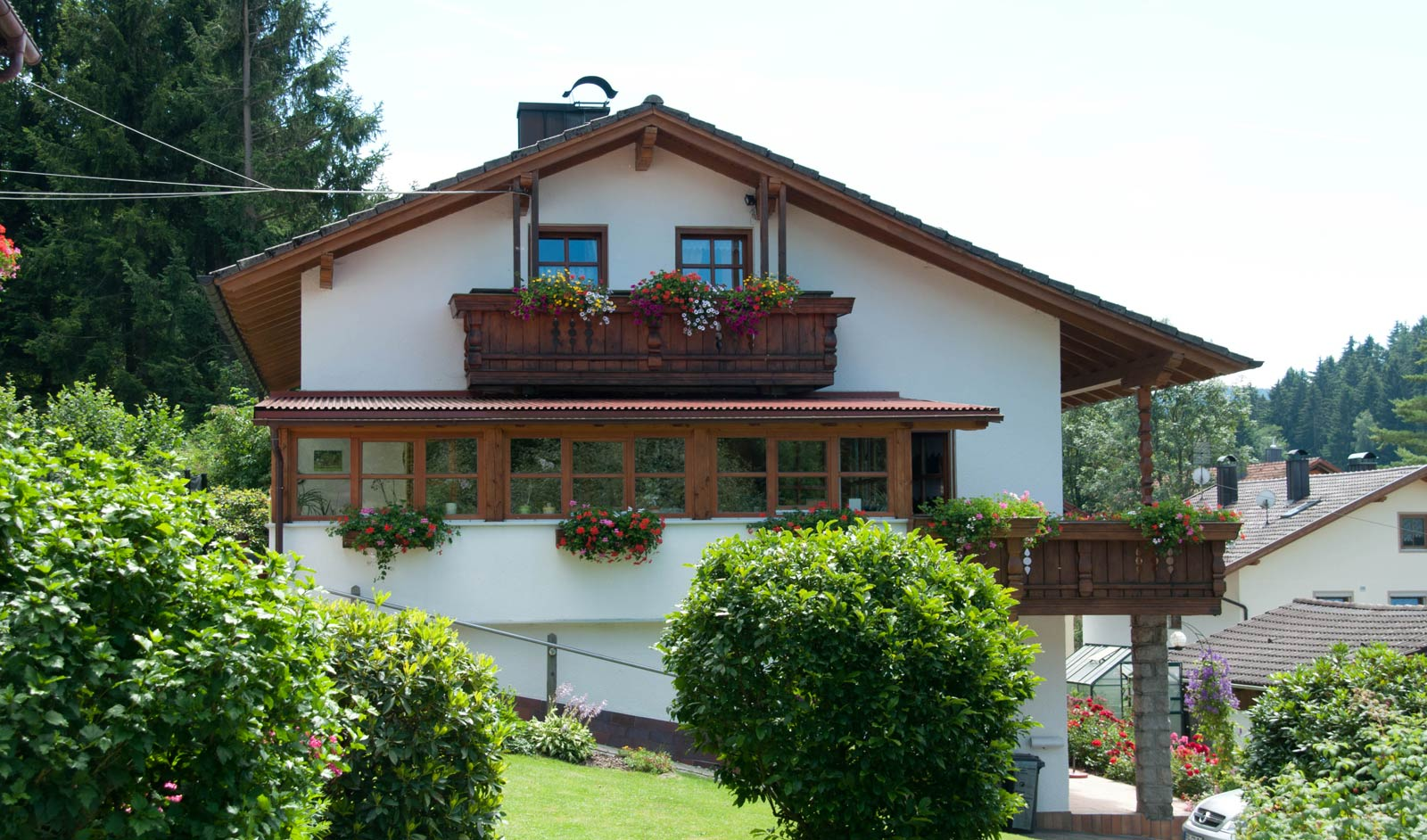 Waldpension in Kollnburg Bayerischer Wald